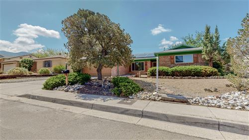 Photo of 11312 BAJA Drive NE, Albuquerque, NM 87111 (MLS # 989577)