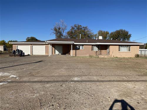Photo of 4969 HIGHWAY 314 SW, Los Lunas, NM 87031 (MLS # 980578)