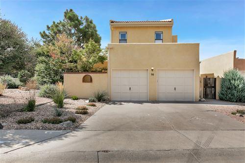 Photo of 98 PHEASANT HILL Drive NE, Albuquerque, NM 87111 (MLS # 997578)