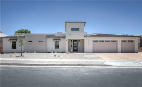 Photo of 8108 Via Alegra NE, Albuquerque, NM 87122 (MLS # 981582)