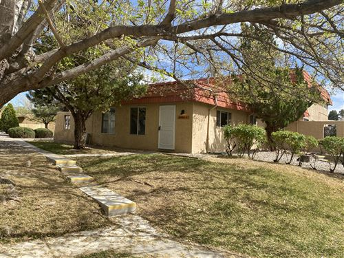 Photo of 8445 HEIGHTS Road NE #A, Albuquerque, NM 87111 (MLS # 990582)
