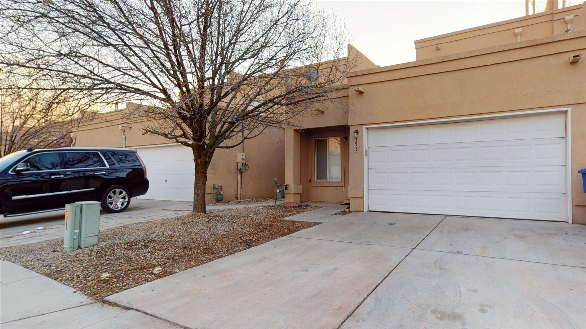 2923 QUAIL POINTE Drive NW, Albuquerque, NM 87120 - MLS#: 986583