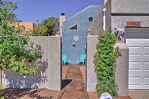Photo of 11504 Lawson Court NE, Albuquerque, NM 87112 (MLS # 970585)