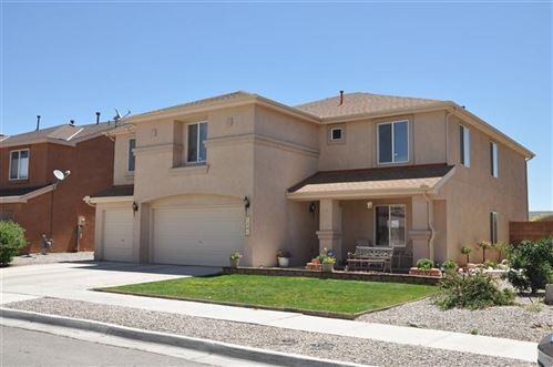 Photo of 1201 COLIBRI Avenue NW, Los Lunas, NM 87031 (MLS # 981585)