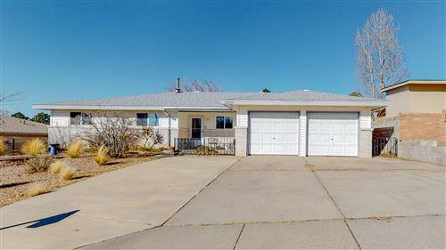 Photo of 14209 Mocho Avenue NE, Albuquerque, NM 87123 (MLS # 981588)