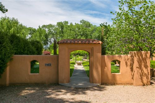 Photo of 5405 EAKES Road NW, Los Ranchos, NM 87107 (MLS # 993589)
