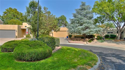 Photo of 9644 MERION Circle NE, Albuquerque, NM 87111 (MLS # 976590)