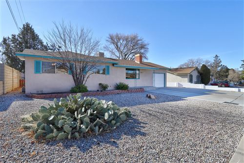 Photo of 6916 BELLROSE Avenue NE, Albuquerque, NM 87110 (MLS # 983591)