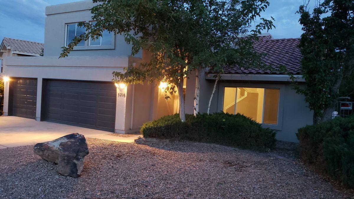 Photo of 5216 CHESAPEAKE Road NW, Albuquerque, NM 87120 (MLS # 994591)