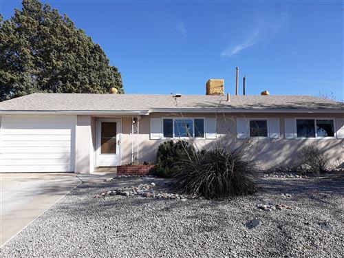 Photo of 13400 Chico Road NE, Albuquerque, NM 87123 (MLS # 981593)