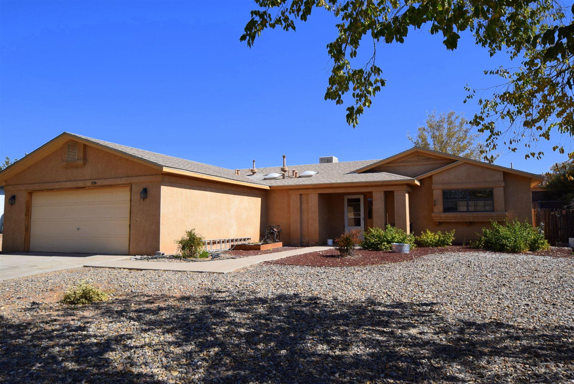 Photo of 1736 POWDER RIVER Drive NE, Rio Rancho, NM 87144 (MLS # 979594)