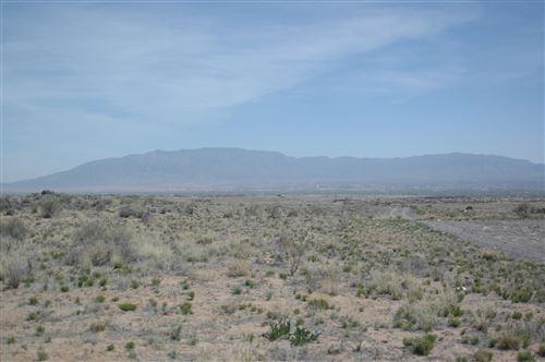 Photo of Scenic Road NW, Albuquerque, NM 87120 (MLS # 837595)