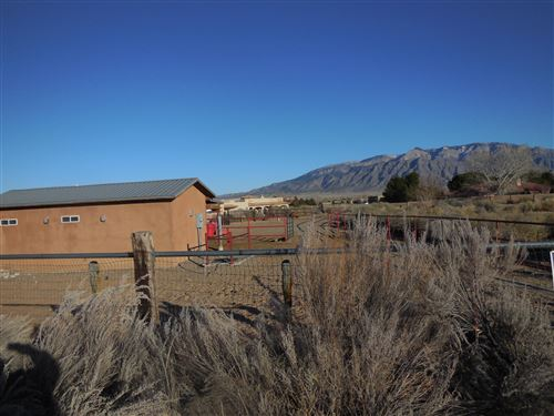 Photo of 100 Keira Road, Corrales, NM 87048 (MLS # 976601)