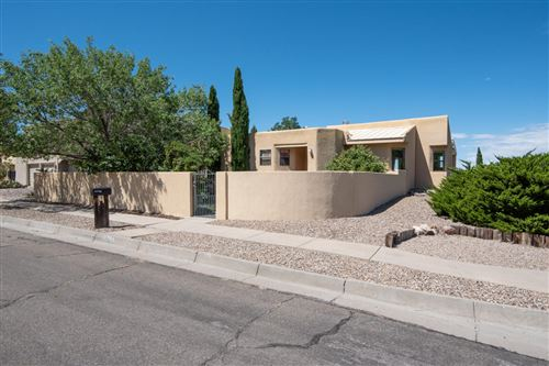 Photo of 1745 SINGLETARY Drive NE, Albuquerque, NM 87112 (MLS # 974603)