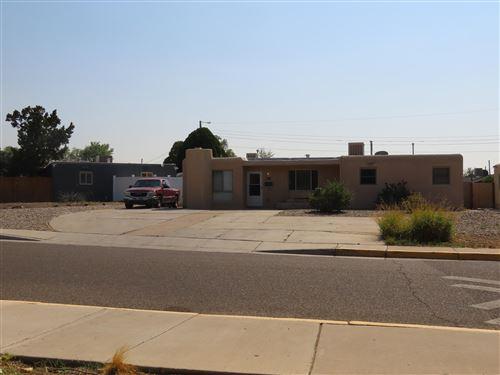 Photo of 5320 Palo Duro Avenue NE, Albuquerque, NM 87110 (MLS # 978603)