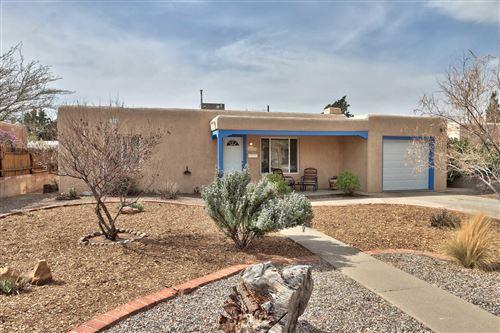 Photo of 4900 Haines Avenue NE, Albuquerque, NM 87110 (MLS # 989603)