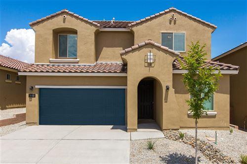 Photo of 3130 Farragut Street NE, Rio Rancho, NM 87144 (MLS # 997605)