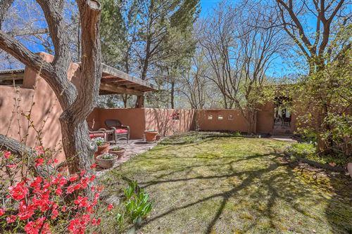 Photo of 2030 Los Poblanos Place NW, Los Ranchos, NM 87107 (MLS # 959606)