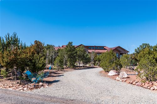 Photo of 187 PAA KO Drive, Sandia Park, NM 87047 (MLS # 988607)