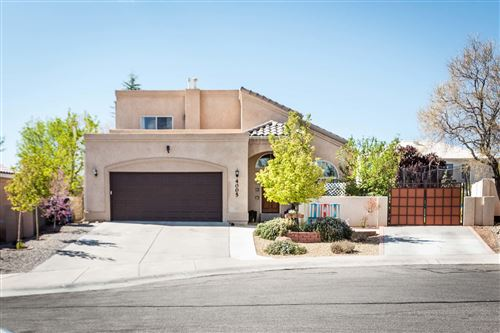 Photo of 4005 PALMILLA Place NW, Albuquerque, NM 87114 (MLS # 989610)