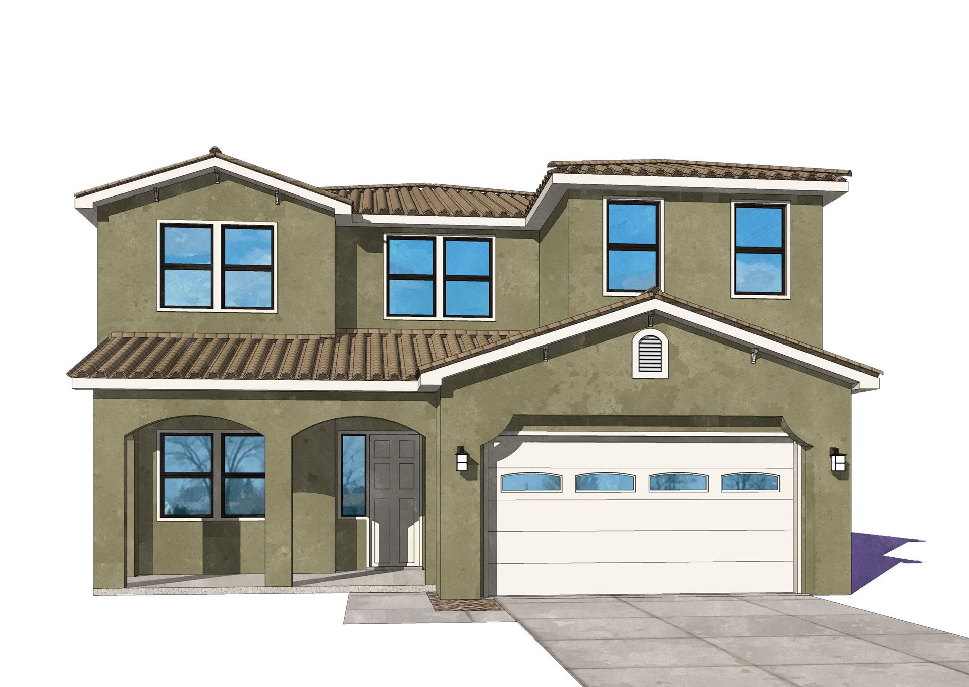 11415 MANZANO VISTA Avenue SE, Albuquerque, NM 87123 - MLS#: 983610