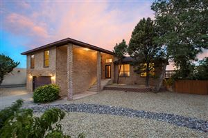 Photo of 2521 Myra Place NE, Albuquerque, NM 87112 (MLS # 947611)