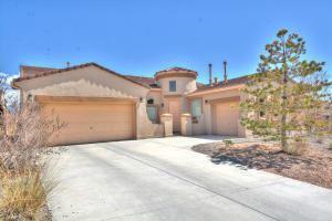 1002 DESERT BROOM Road NE, Rio Rancho, NM 87144 - #: 999611