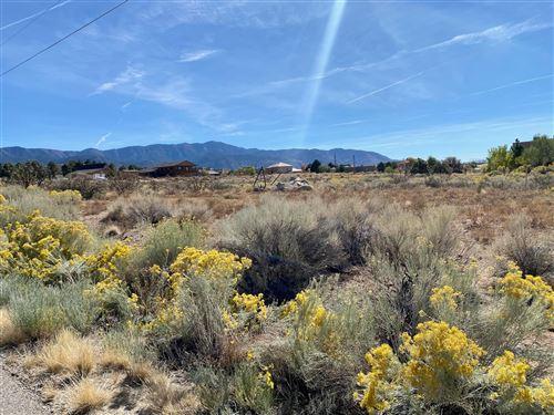 Photo of 11520 ELENA Drive NE, Albuquerque, NM 87122 (MLS # 979612)
