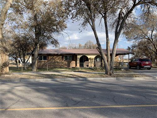 Photo of 404 5TH Street, Estancia, NM 87016 (MLS # 981613)