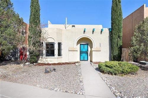 Photo of 7805 PINEWOOD Drive NW, Albuquerque, NM 87120 (MLS # 981614)