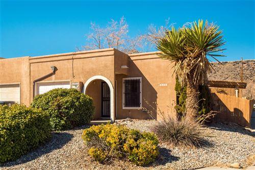 Photo of 7101 ARMAND Road NW, Albuquerque, NM 87120 (MLS # 986614)