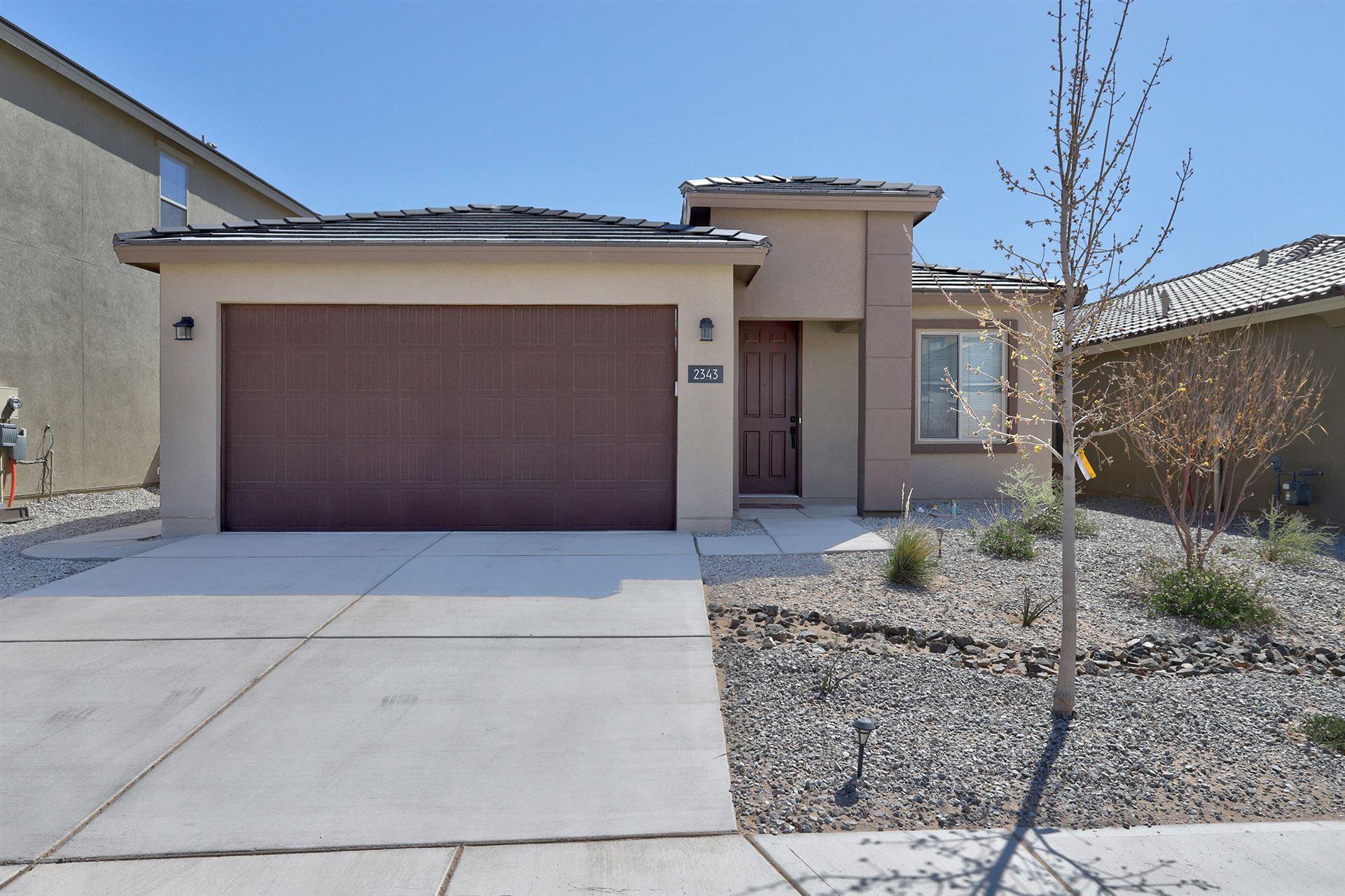 Photo of 2343 QUINN Street NE, Rio Rancho, NM 87144 (MLS # 989614)