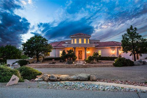 Photo of 11433 SAN BERNARDINO Drive NE, Albuquerque, NM 87122 (MLS # 997617)