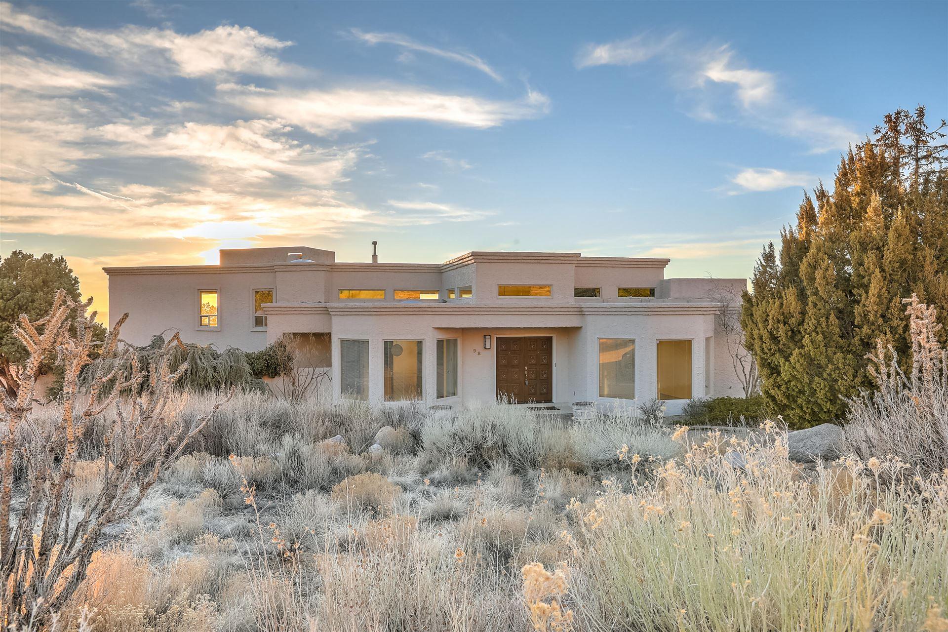 98 JUNIPER HILL Road NE, Albuquerque, NM 87122 - MLS#: 986617