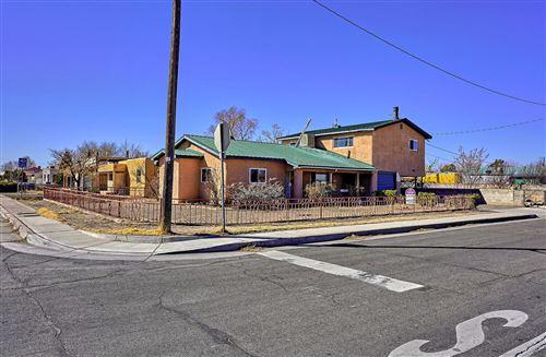 Photo of 1004 DELAMAR Avenue NW, Albuquerque, NM 87107 (MLS # 986618)