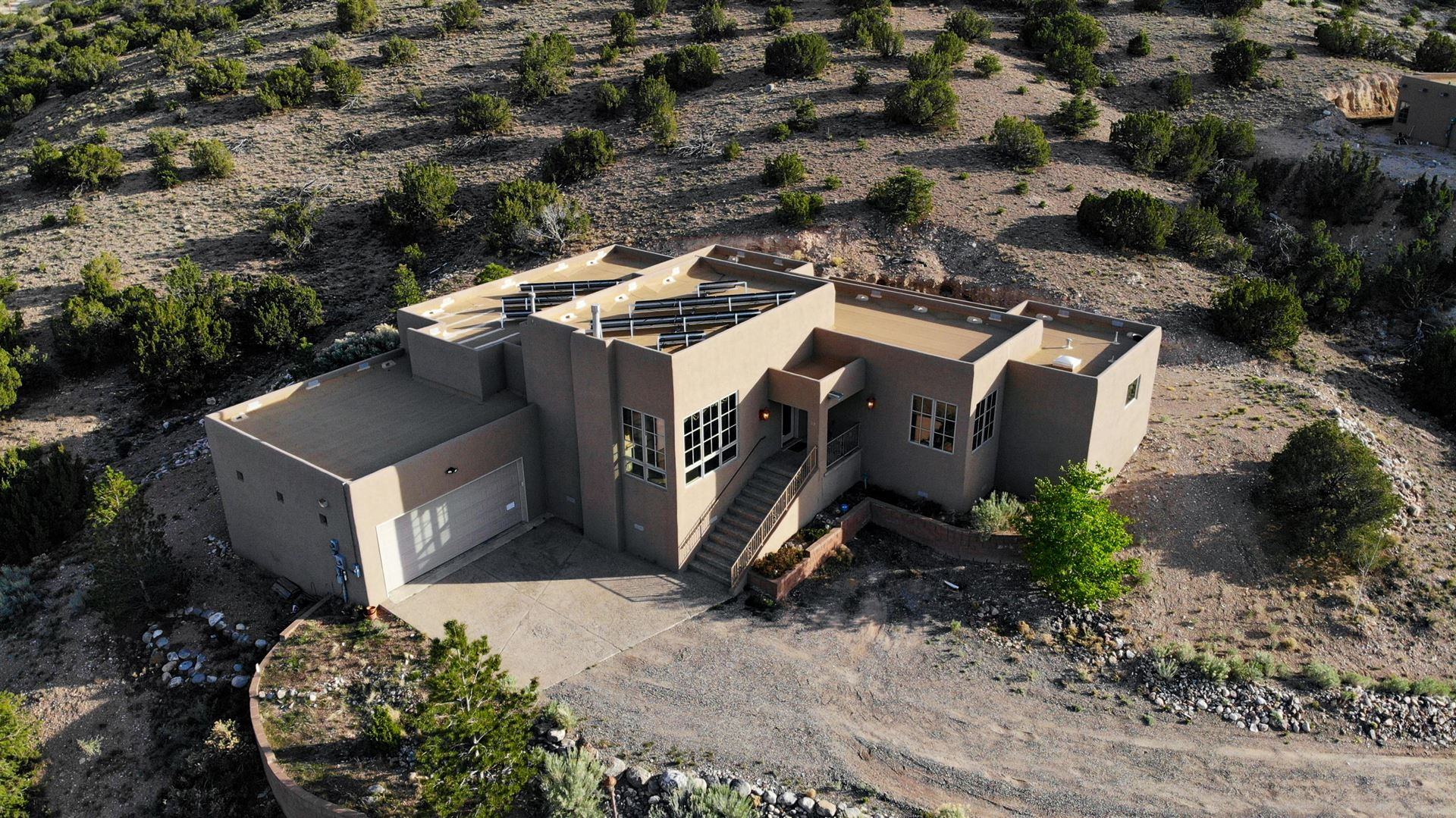 Photo of 37 LOMA CHATA Road, Placitas, NM 87043 (MLS # 966618)