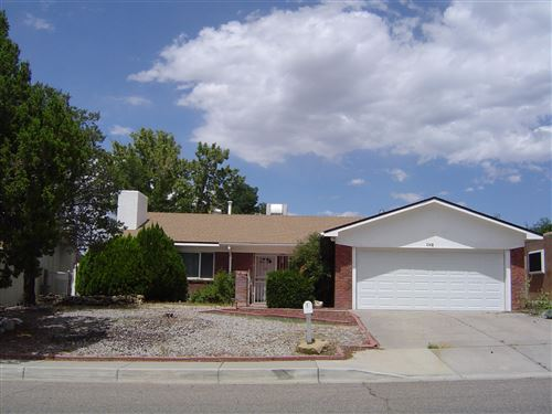 Photo of 12413 MOUNTAIN Road NE, Albuquerque, NM 87112 (MLS # 974619)