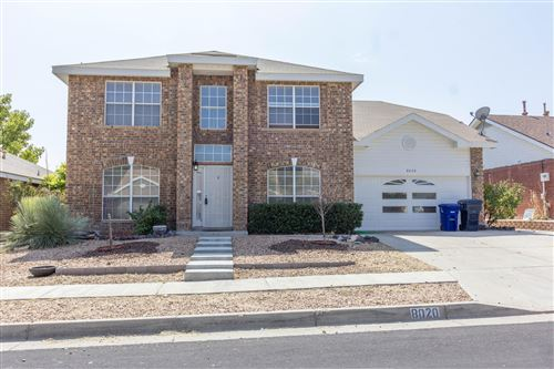 Photo of 8020 Lynnhaven Place NW, Albuquerque, NM 87120 (MLS # 977619)