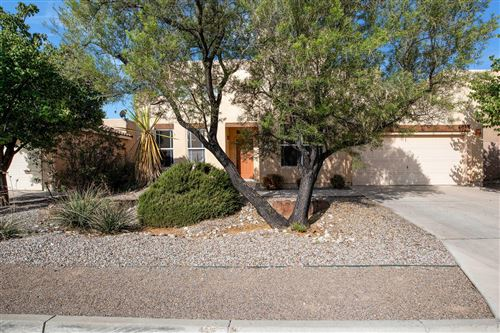 Photo of 6601 SALT CEDAR Trail NW, Albuquerque, NM 87120 (MLS # 983619)