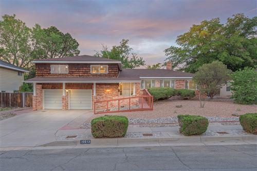 Photo of 10513 SAN GABRIEL Road NE, Albuquerque, NM 87111 (MLS # 993619)