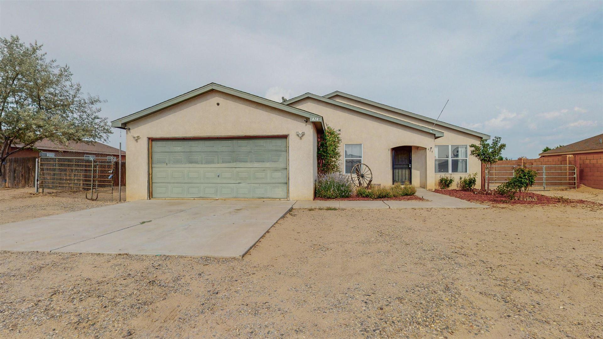424 2ND Street SW, Rio Rancho, NM 87124 - MLS#: 996621