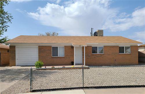 Photo of 513 61 Street NW, Albuquerque, NM 87105 (MLS # 977623)