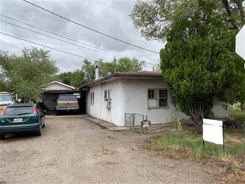 Photo of 546 GABALDON Road, Belen, NM 87002 (MLS # 995624)
