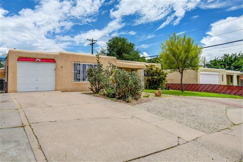 Photo of 2616 MARY ELLEN Street NE, Albuquerque, NM 87112 (MLS # 997625)
