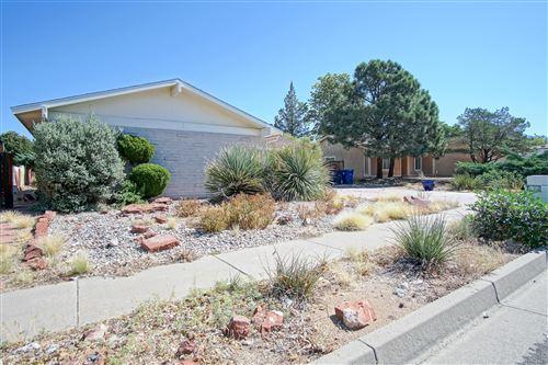 Photo of 7017 Welton Drive NE, Albuquerque, NM 87109 (MLS # 972626)
