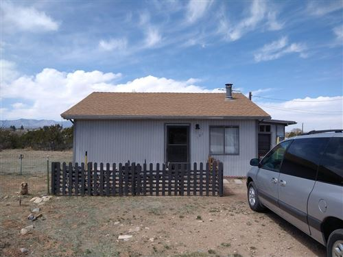 Photo of 101 MONTE ALTO Avenue, Mountainair, NM 87036 (MLS # 989626)