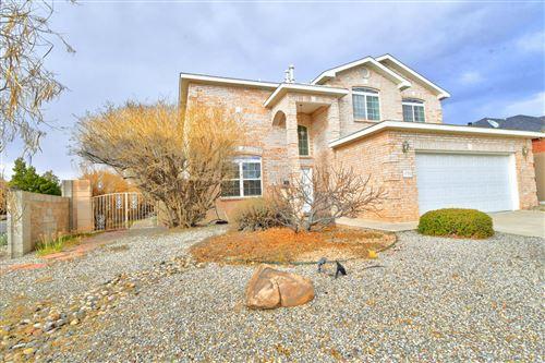 Photo of 9701 TALEA Court NE, Albuquerque, NM 87122 (MLS # 987628)