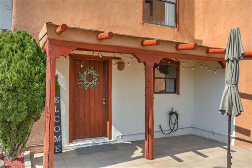 Photo of 166 Sandia View Road, Corrales, NM 87048 (MLS # 994628)