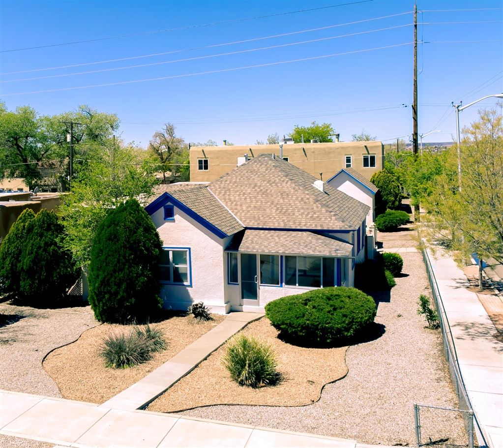 Photo for 423 14TH Street NW, Albuquerque, NM 87104 (MLS # 942628)