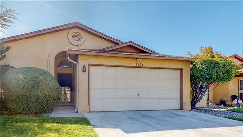 Photo of 10824 CLYBURN PARK Drive NE, Albuquerque, NM 87123 (MLS # 979629)
